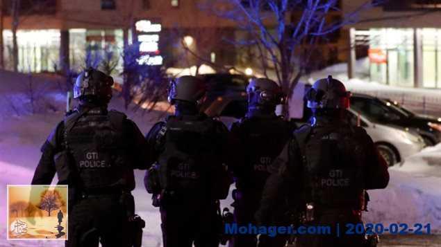 هجوم إرهابي ضد مسجد في كيبك يوقع عددا من القتلى والجرحى