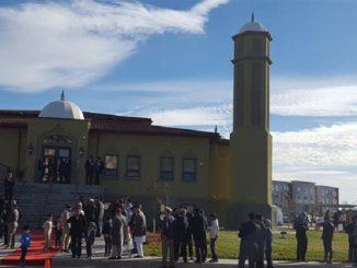 تشييد أول مسجد يحترم بناؤه البيئة في ساسكاتشوان بكندا | مهاجر