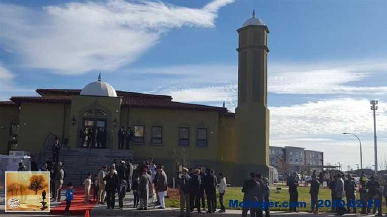 تشييد أول مسجد يحترم بناؤه البيئة في ساسكاتشوان بكندا
