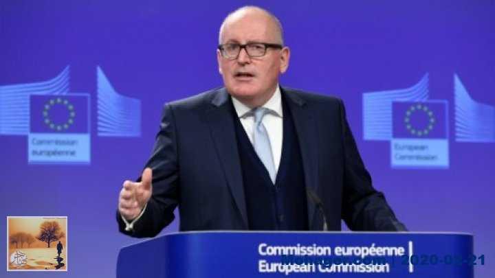 الاتحاد الأوروبي يلوح بمعاقبة الدول التي ترفض استقبال لاجئين