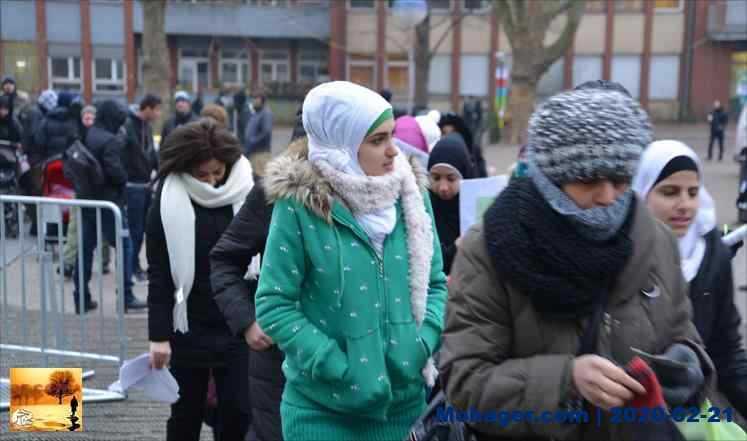 أوضاع سيئة للاجئات وأطفالهن بألمانيا