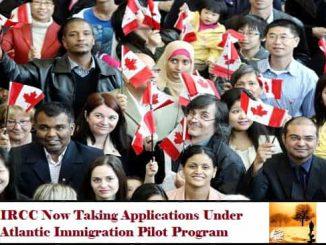 IRCC Now Taking Applications Under Atlantic Immigration Pilot Program | مهاجر