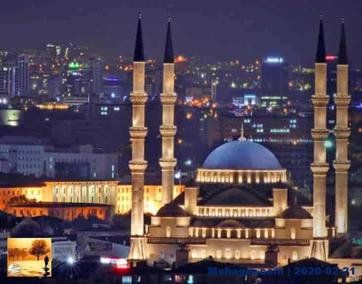 أنقرة.. قلب تركيا ومرقد امرئ القيس