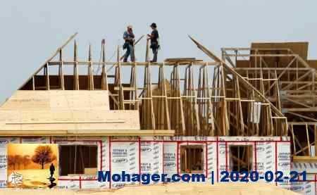 أسعار المنازل الجديدة ترتفع في كندا