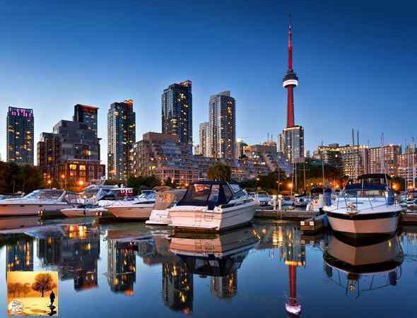بالصور أجمل الوجهات السياحية في كندا