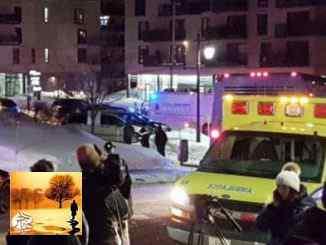 كندا اعتقال مغربي لقيامه بتهديد أسرة منفذ الهجوم على مسجد كيبيك بالقتل | مهاجر