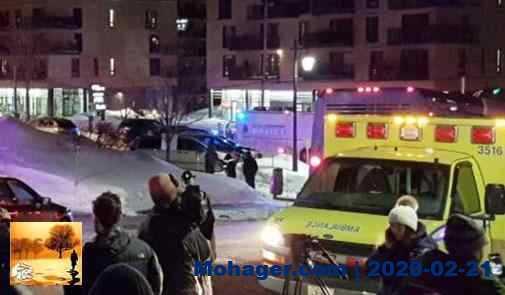كندا اعتقال مغربي لقيامه بتهديد أسرة منفذ الهجوم على مسجد كيبيك بالقتل