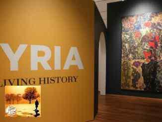 نظراً للاقبال الشديد عليه تمديد معرض«سوريا تاريخ حي» شهراً إضافياً في متحف أغا خان في تورنتو | مهاجر