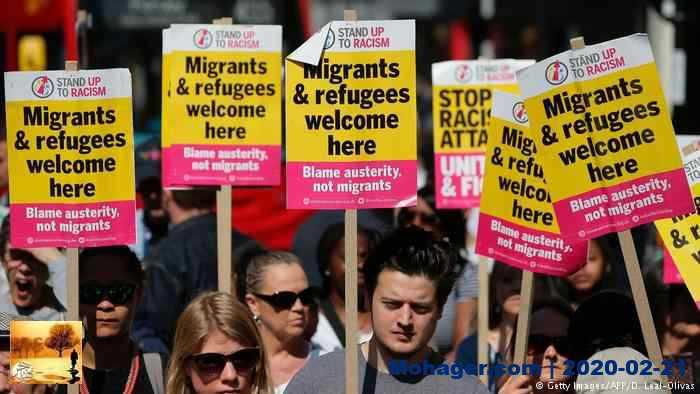 نبرة معاداة المهاجرين في أوروبا تزداد حدة