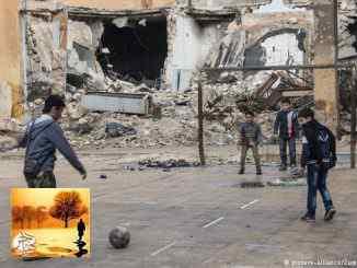 قويدر- هرب من الحرب السورية فأصبح جوهرة الكرة السويدية | مهاجر