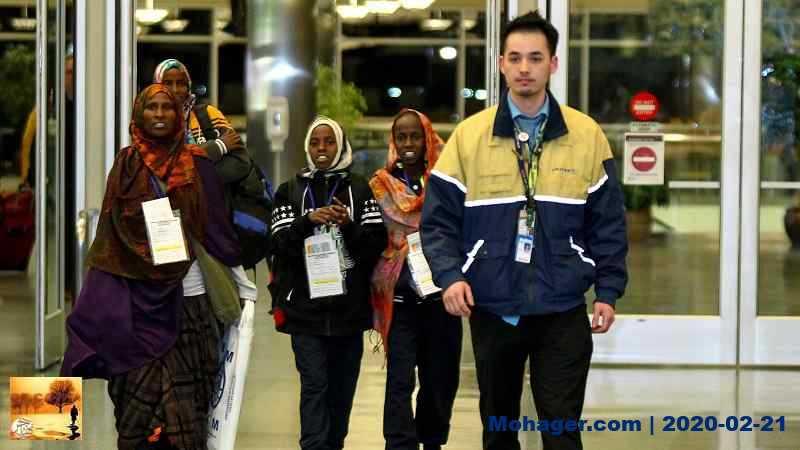 أميركا تستجوب طالبي التأشيرات عن حساباتهم بمواقع التواصل
