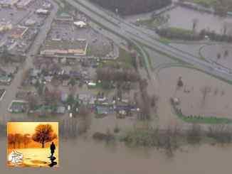 بالصور ..إعلان حالة الطوارئ في مونتريال بسبب الفيضانات | مهاجر