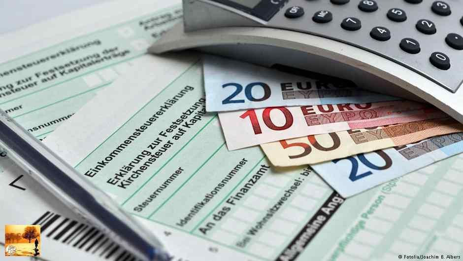 ما هي أنواع الضرائب في ألمانيا؟