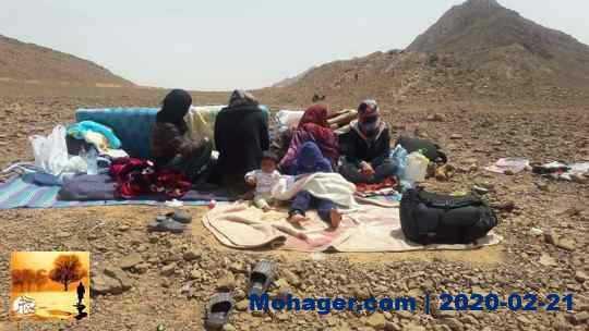 جمعيات إنسانية تدين تجاهل الجزائر والمغرب للاجئين السوريين العالقين عند الحدود بين البلدين