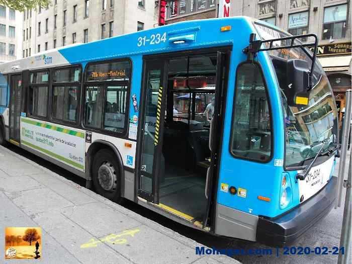 في كندا تعرفة النقل العام حسب المدخول