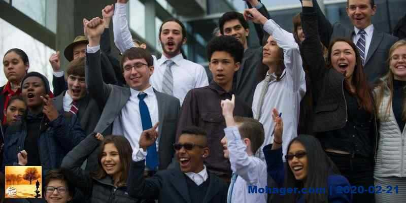 الشباب الامريكي يقاضي حكومته بسبب تغير المناخ