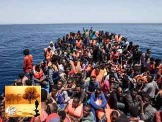 مأساة جديدة في المتوسط ـ غرق أكثر من مائة مهاجر قبالة ليبيا | مهاجر