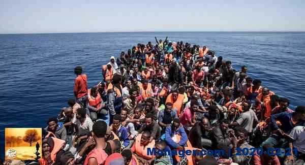 اللاجئة الفلسطينية نهاد تروي كابوس الغرق في الهجرة الى اليونان