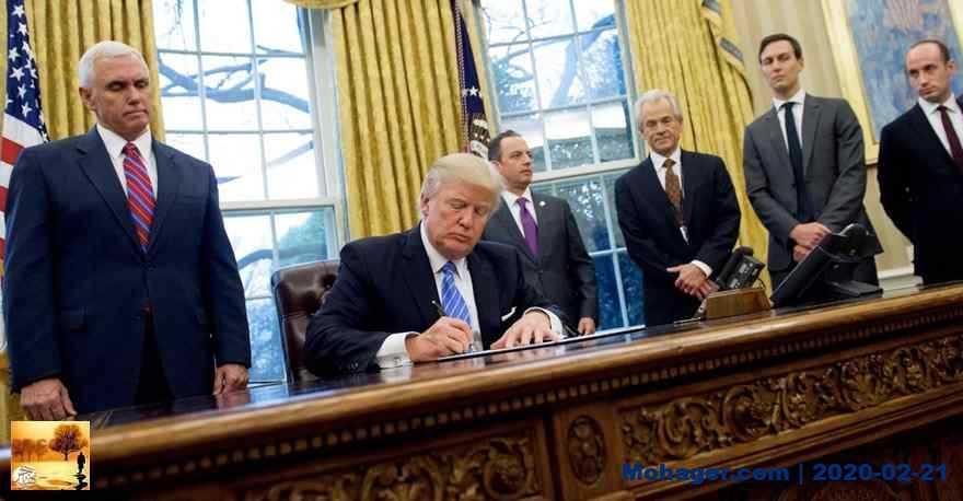 معركة داخل إدارة ترامب حول الهجرة واللاجئين