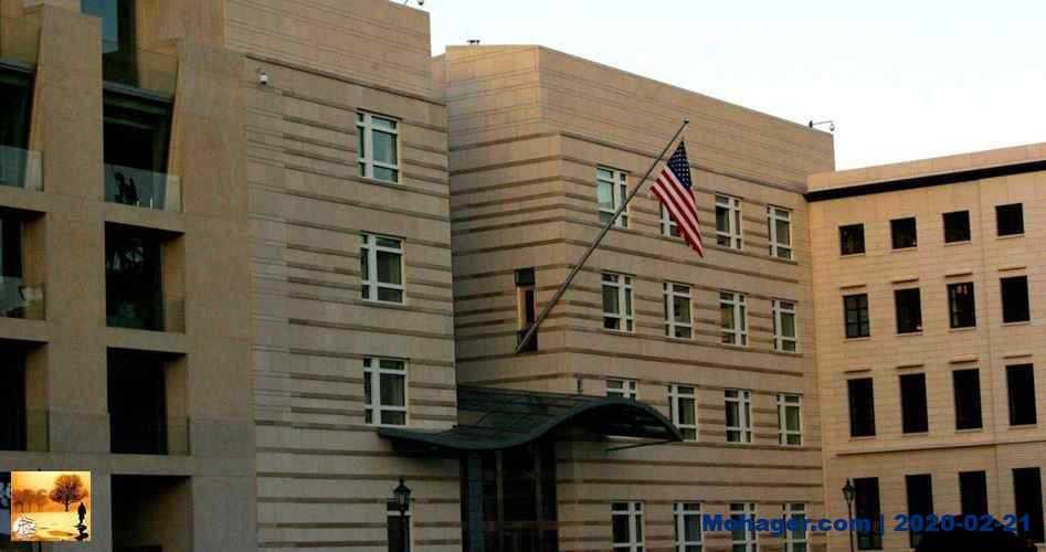 السفارة الأمريكية: لا قيود على المحجبات بالهجرة.. وتلقينا طلبات 800 ألف مصرى