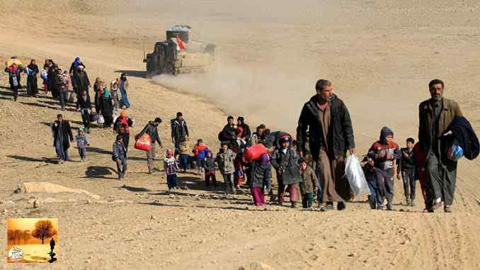 تعرض الايزيديون لأسوأ مجازر على يد تنظيم داعش