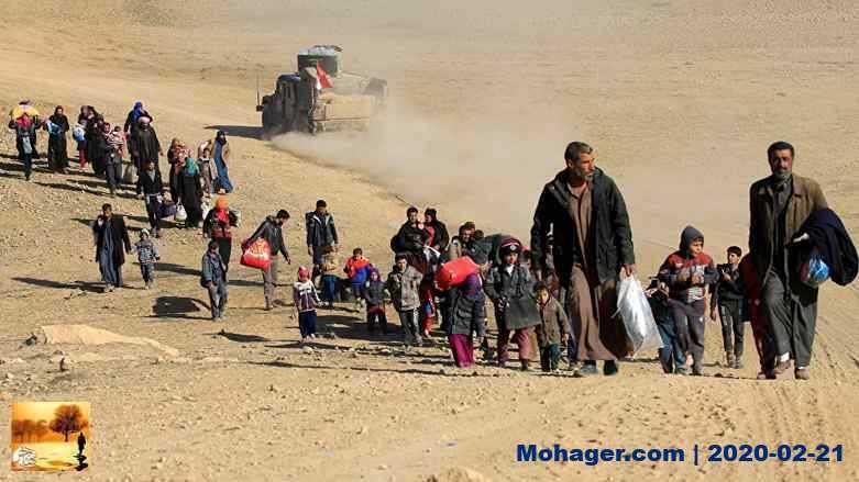 كندا تعلن استقبال 800 لاجئ ايزيدي وتعد باستيعاب المزيد