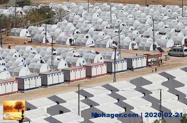 292 ألف لاجئ سوري يعيشون داخل مخيمات في تركيا