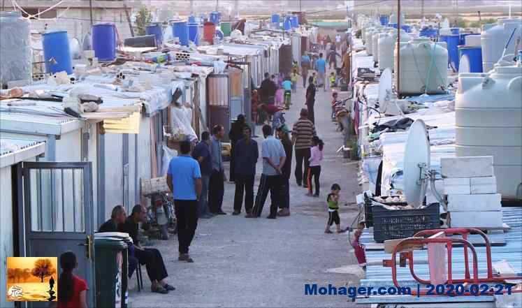 تراجع عدد اللاجئين السوريين بلبنان لأقل من مليون