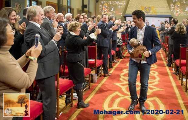 """جائزة """"السلام الدولية للأطفال"""".. ينالها فتىً سوري"""