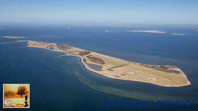 جزيرة دنماركية معروضة للبيع… لأسباب عائلية