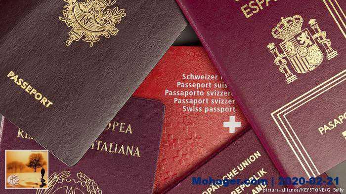 قوانين نزع الجنسية في دول الاتحاد الأوروبي