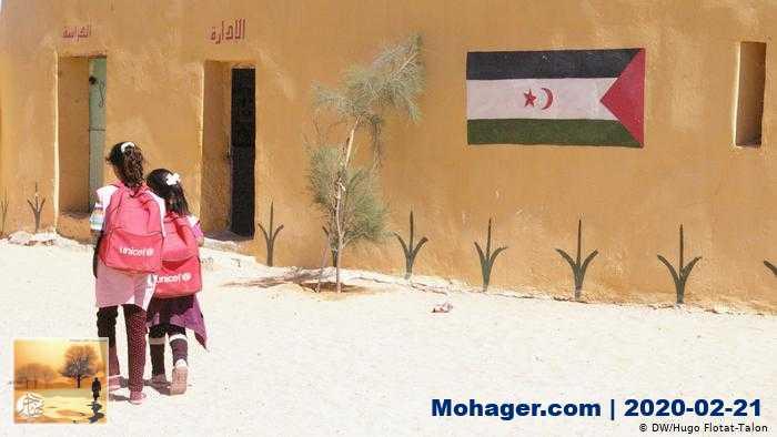 في ضيافة لاجئي الصحراء الغربية المنسيين