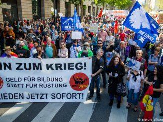 ألمانيا.. آلاف الأشخاص في مسيرات عيد الفصح من أجل السلام | مهاجر