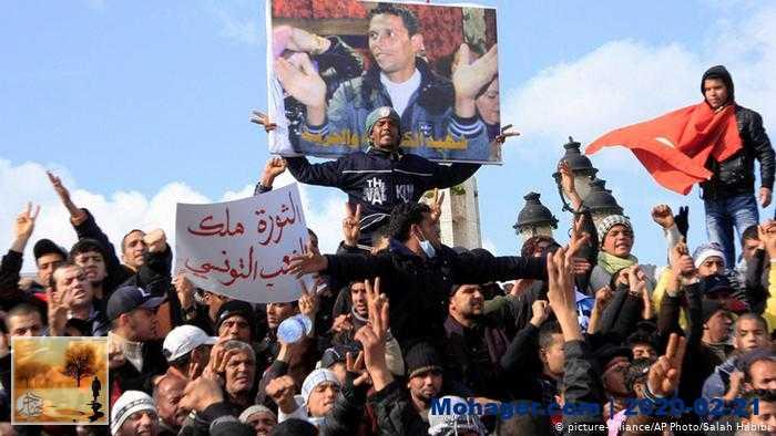 """الموجة الثانية من """"الربيع العربي""""."""