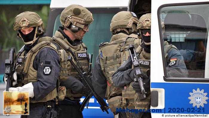 """ألمانيا- حملة مداهمات واسعة ضد مجموعة """"السلام 313"""" العراقية"""