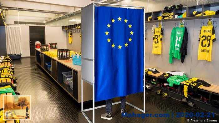 الانتخابات الأوروبية.