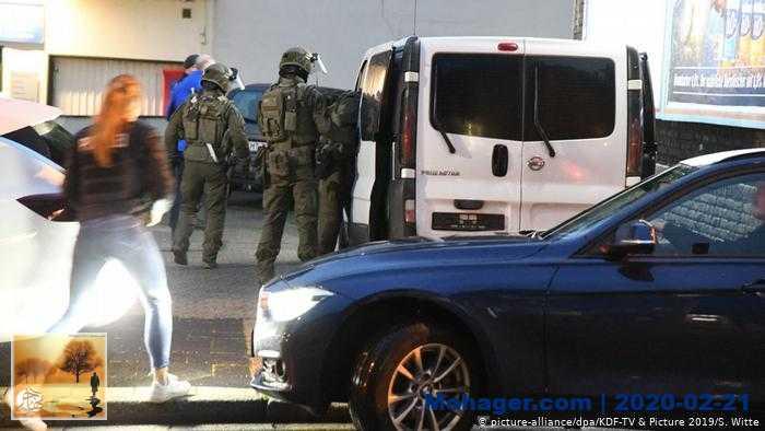 """الجريمة المنظمة في ألمانيا ـ ما هي شبكة """"السلام 313"""" العراقية؟"""