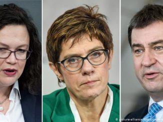 بعد انتخابات أوروبا.. هل تصمد حكومة ميركل حتى نهاية ولايتها؟ | مهاجر