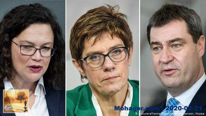 بعد انتخابات أوروبا.