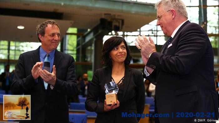 تقديرا لشجاعتها ـ منح جائزة DW للصحفية أنابيل هرنانديز