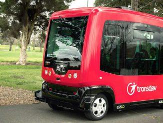 إتاحة أول حافلة ذاتية القيادة بكندا مجانًا للجمهور في مونتريال هذا الصيف | مهاجر