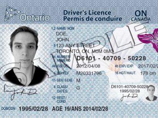 حكومة أونتاريو تتراجع عن زيادة رسوم تراخيص السيارات المقررة وتعلن عن تجميد الزيادة لمدة عام | مهاجر