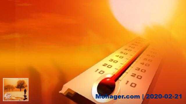 هيئة البيئة الكندية تحذر من إرتفاع درجات الحرارة في جنوب أونتاريو وموجة الحر الأولى تبدأ الأسبوع المقبل