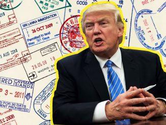 أمريكا تلغي خاصية دخول أراضيها دون تأشيرة لزائري 8 دول.. بينها 6 دول عربية | مهاجر