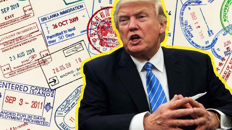 أمريكا تلغي خاصية دخول أراضيها دون تأشيرة لزائري 8 دول.. بينها 6 دول عربية
