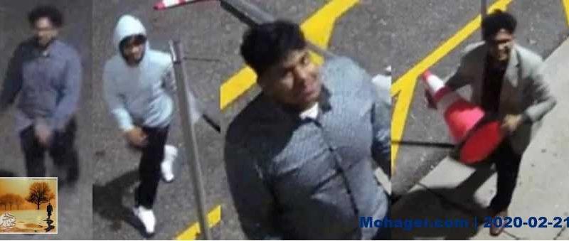 البحث عن أربعة أشخاص قاموا بالاعتداء على مسجد في أونتاريو