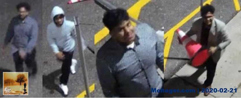 البحث عن أربعة أشخاص قاموا بالاعتداء على مسجد في أونتاريو | مهاجر
