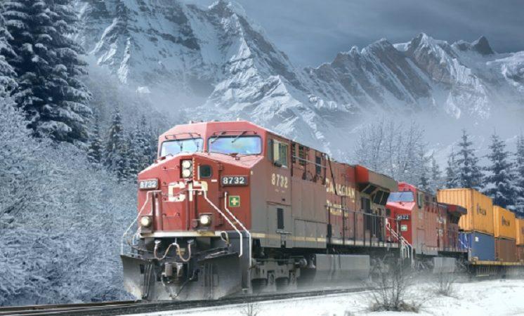 السكك الحديدية الكندية تسرح 450 عاملاً بعد إغلاق شبكة السكك بفعل محتجين
