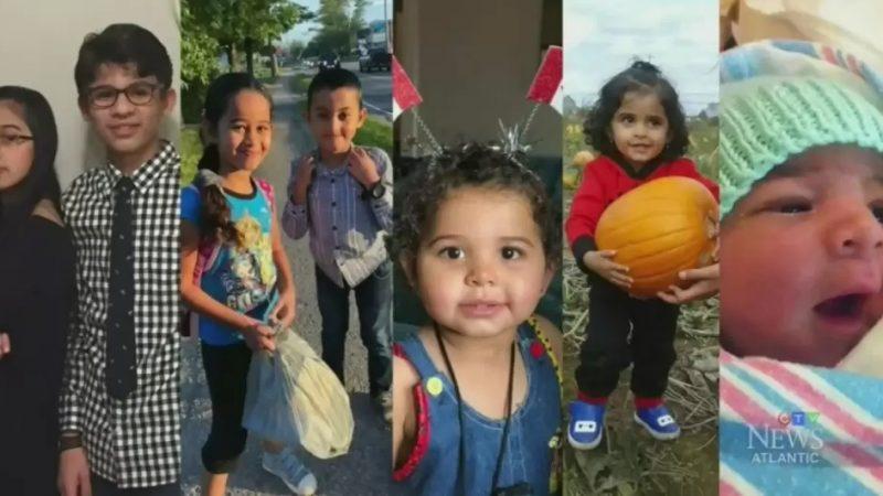 بعد وفاة الأبناء السبعة إثر حريق التهم منزلهم في كندا.. أسرة سورية تقدم الشكر لمن دعمهم