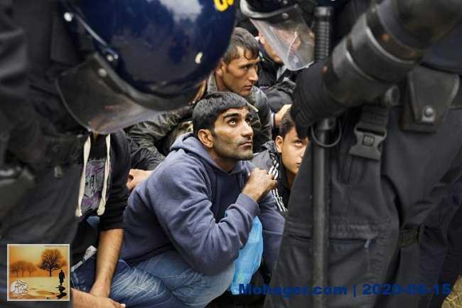 دعوة لفتح تحقيق حول انتهاكات كرواتيا ضد المهاجرين